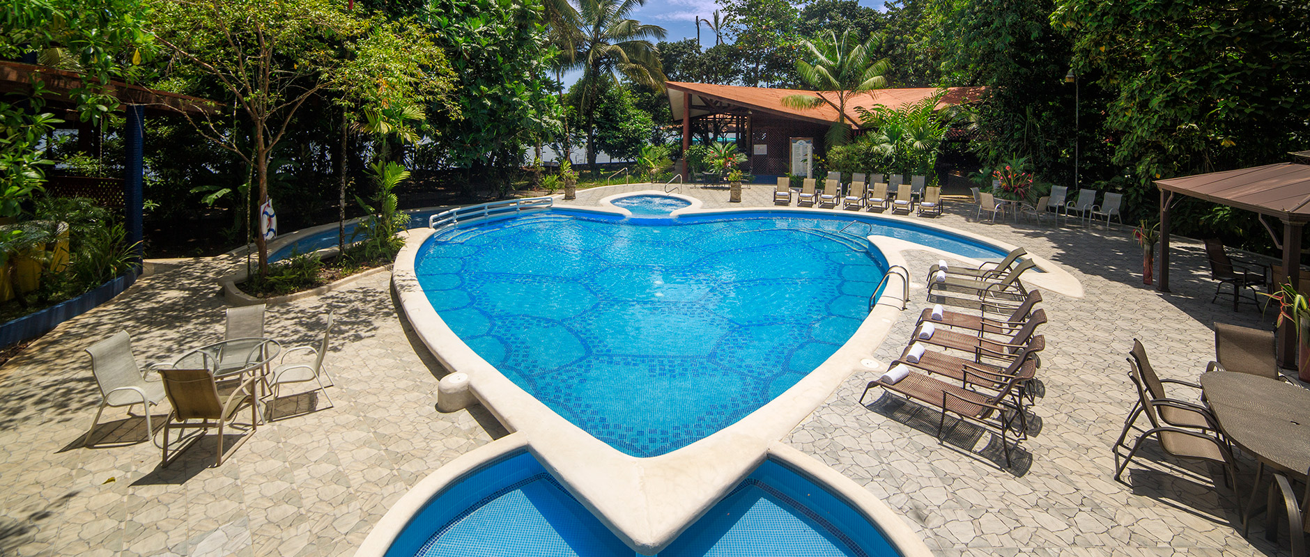Welcome to Aninga Hotel & Spa in Tortuguero, Costa Rica